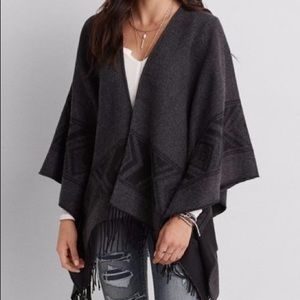 2 for 40 American Eagle Poncho